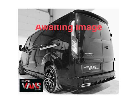 2017 17 Transit Custom 290 Limited 2.0 tdci Elite Edition LWB 130