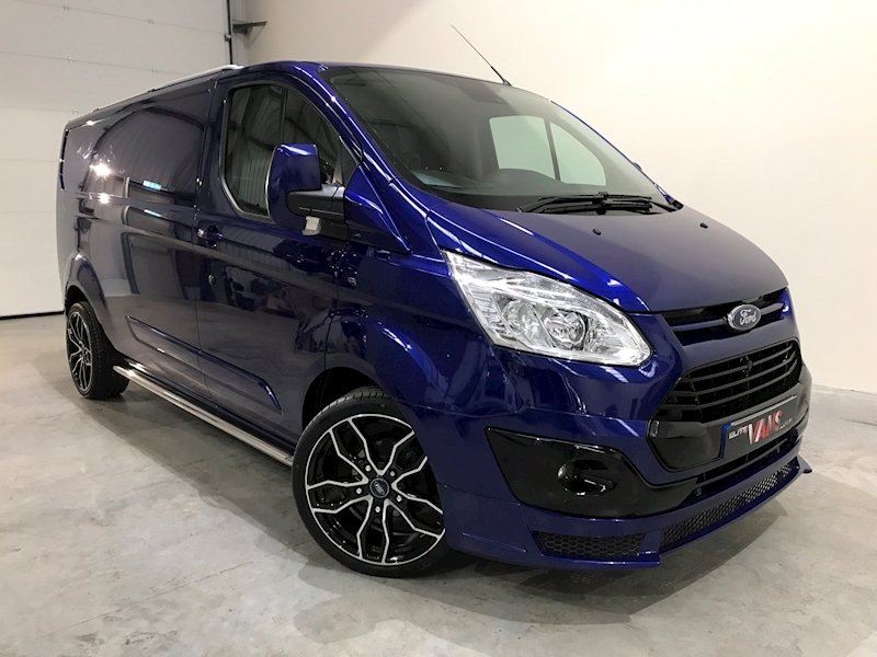 2018 18 Transit Custom 290 Limited 2.0 TDCI Elite Edition 130 LWB