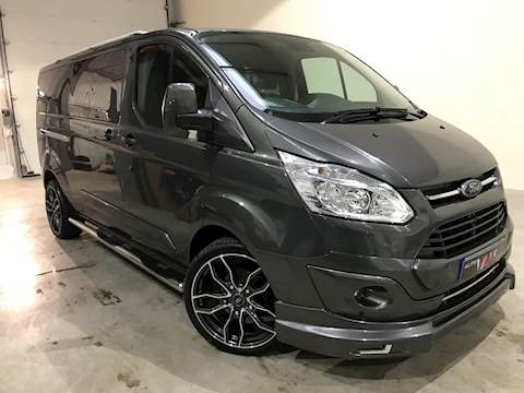 2017 17 Tourneo Custom 310 Titanium 2.0 TDCI [Elite Edition][170][LWB][9 Seats]
