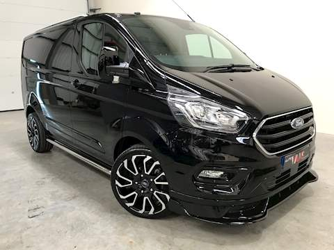 2018 68 Transit Custom 280 Limited 2.0 TDCI Elite Edition SWB 170