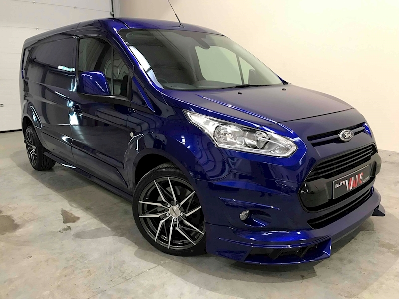 2016 66 Transit Connect 240  1.5 Tdci Limited Elite Edition LWB