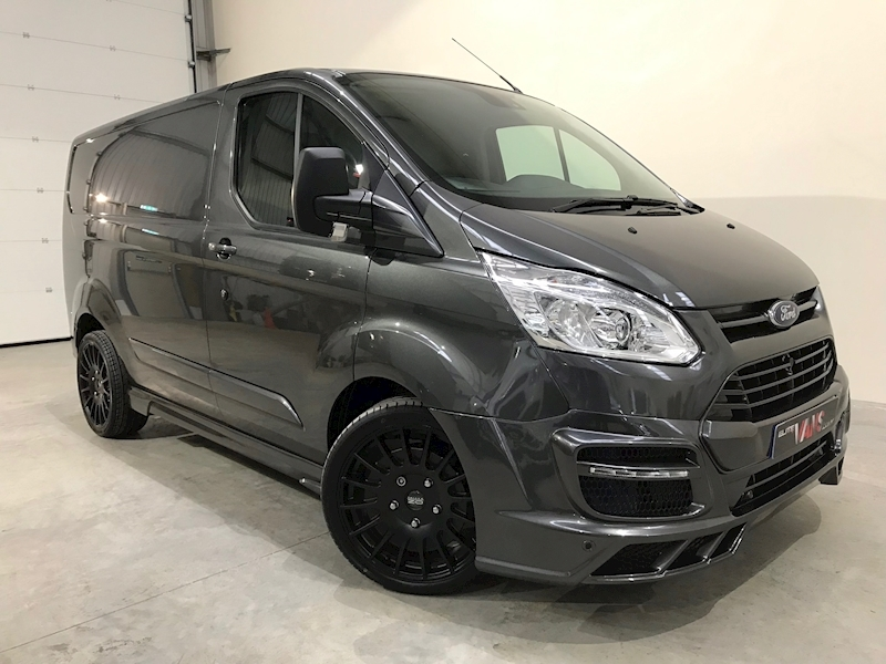 2017 67 Transit Custom 270 2.0 tdci Limited Elite Edition SWB 130