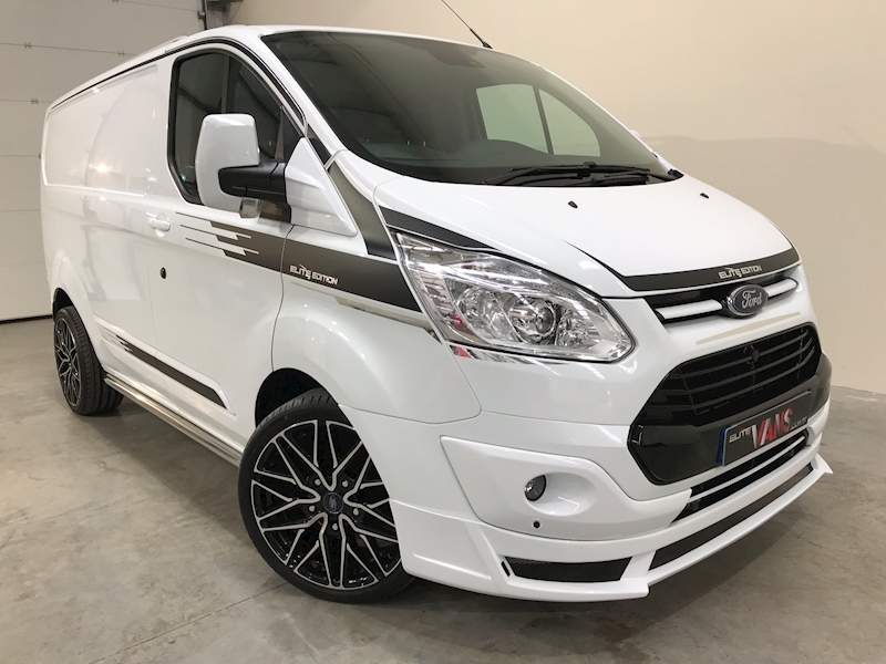 2017 17 Transit Custom 290 2.0 tdci Limited Elite Edition SWB 130