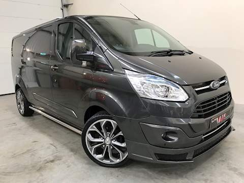 e3073cf06f 2016 16 Transit Custom 290 2.2 tdci Limited Elite Edition