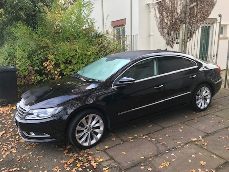 Cc Gt Tdi Bluemotion Technology Dsg Coupe 2.0 Semi Auto Diesel