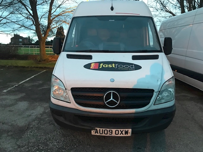 Sprinter 311 Cdi Lwb P/V Panel Van 2.1 Manual Diesel