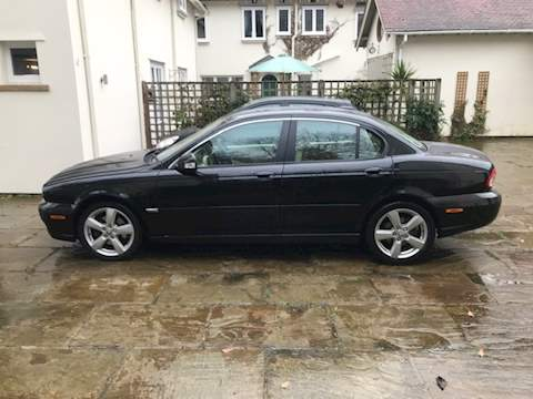 X-Type Se Saloon 2.2 Automatic Diesel