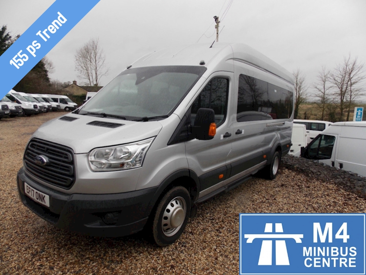 Ford Transit 460 Trend 155ps