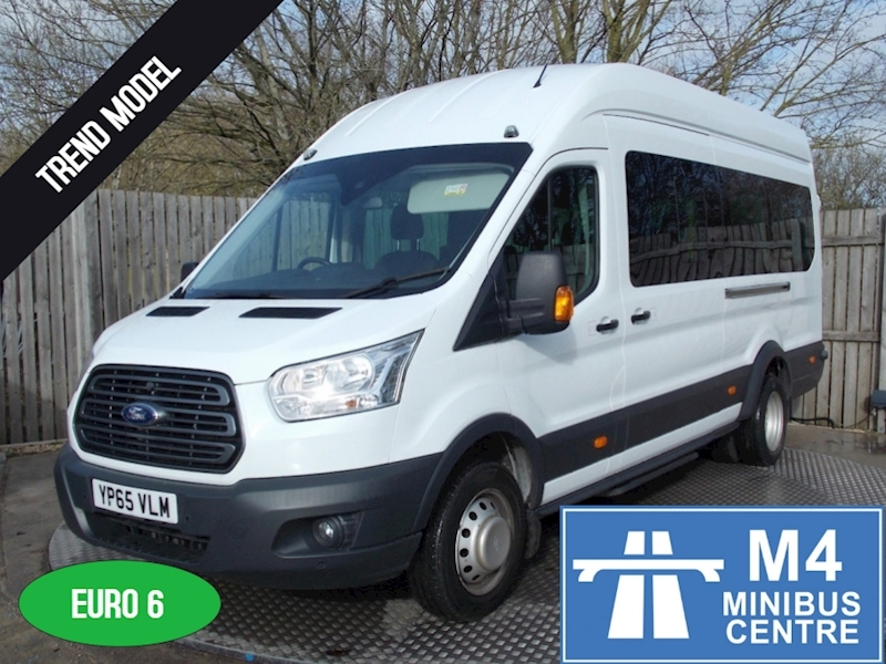 Ford Transit 125ps 17 Seat Trend Image 1