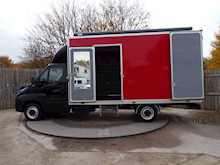Iveco Daily 35.10 Hr Van Display Van