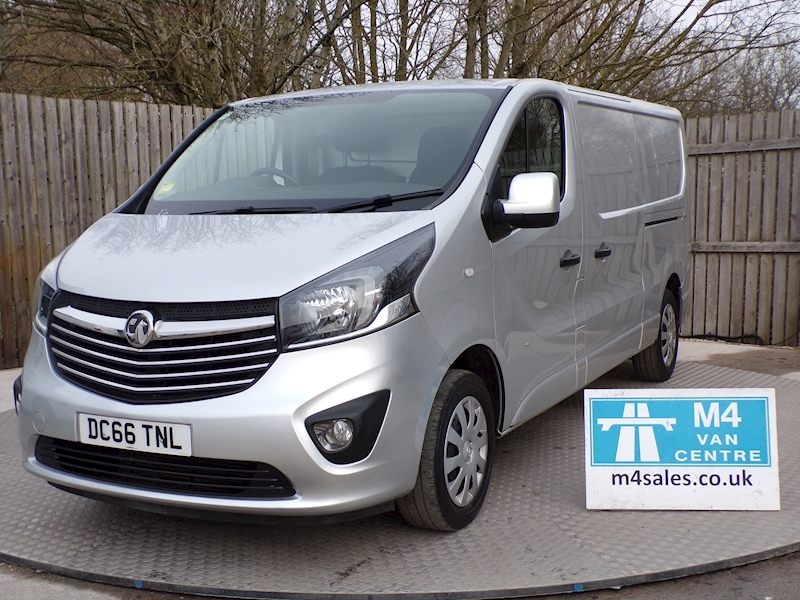 Vivaro 2900 Sport Cdti Panel Van 1.6 Manual Diesel