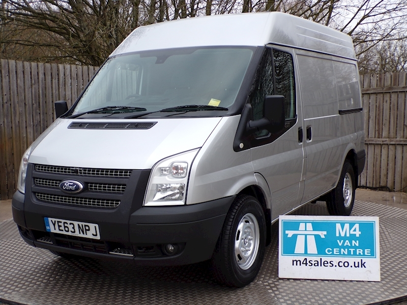 Ford Transit T330 FWD SWB 125PS Image 1