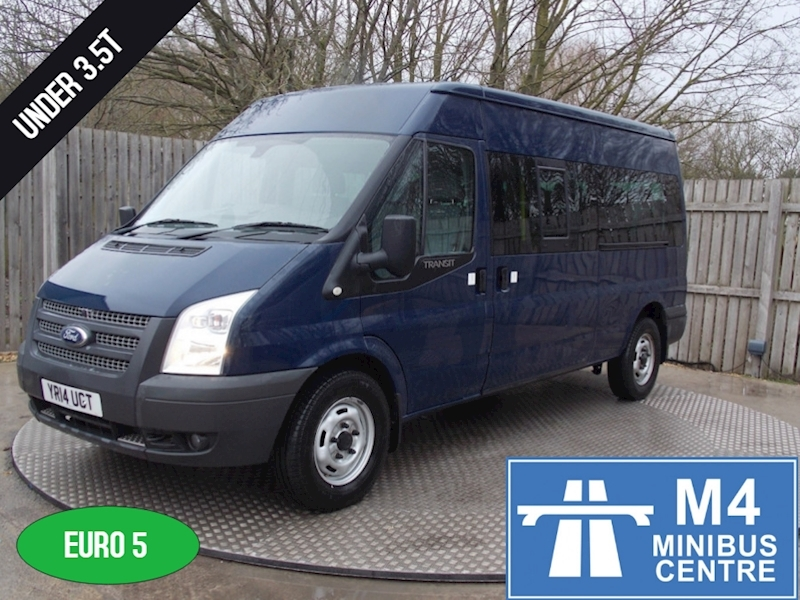 Ford Transit 135PS 14 Seater 3.5T Image 1