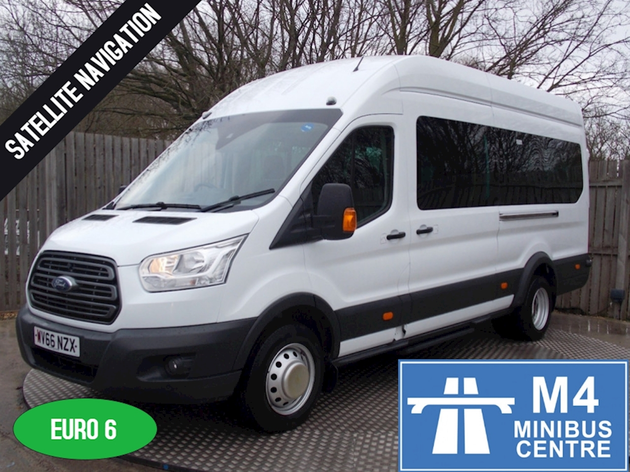 Ford Transit 17 Seat Trend 155ps