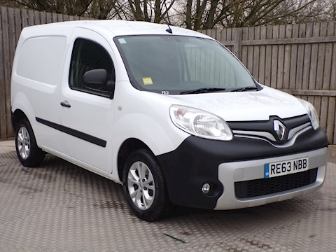 Kangoo Ml19 Sport KANGOO ML19 SPORT DCI Car Derived Van 1.5 Manual Diesel