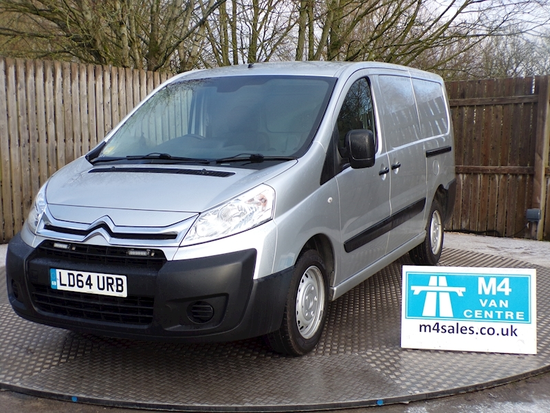 Citroen Dispatch 1200 L2H1 Enterprise Image 1