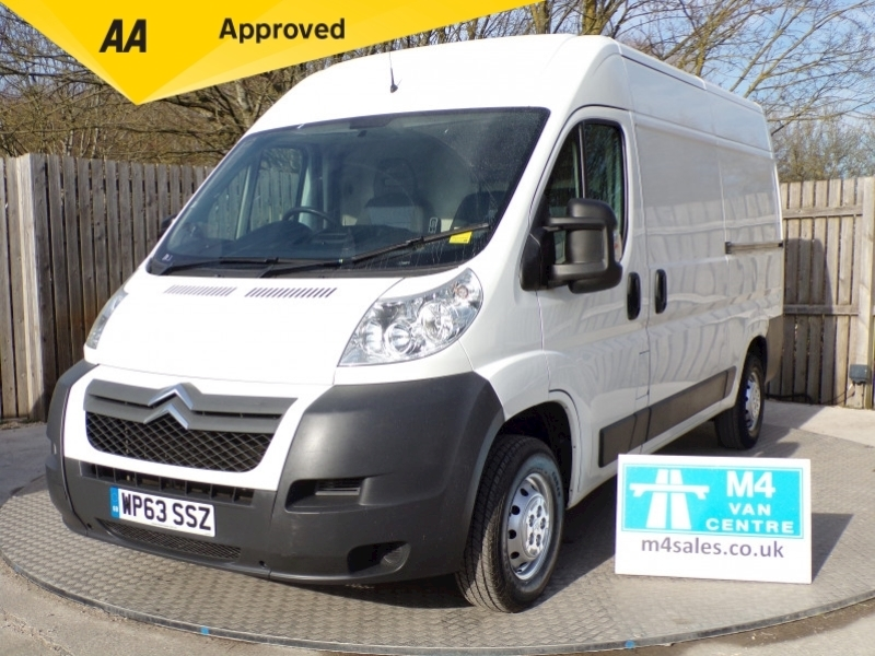 Relay 35 L2h2 HDI Panel Van 2.2 Manual Diesel
