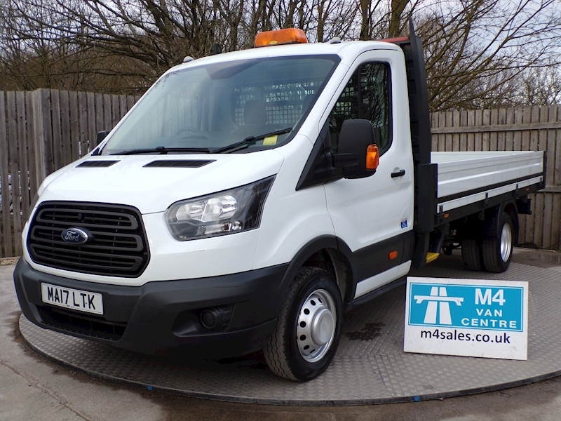Transit TRANSIT 350 Dropside Lorry 2.0 Manual Diesel
