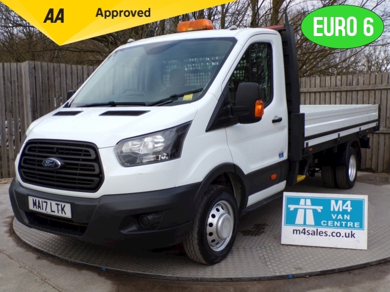 Ford Transit 350 S/C Dropside Image 1