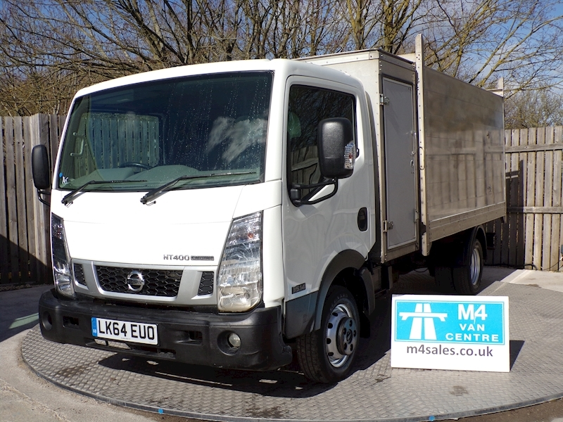 Nissan NT400 CABSTAR 35.14 HIGH SIDED TIPPER WITH TOOL BOX Image 1