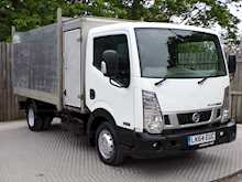Nissan Nt400 Cabstar 35.14 HIGH SIDED TIPPER WITH TOOL BOX - Thumb 2