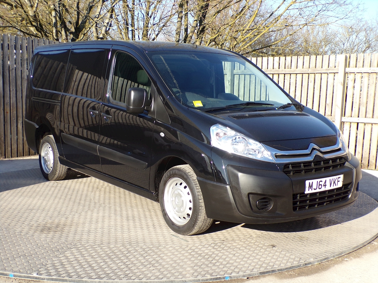 Citroen Dispatch 1200 L2h1 DISPATCH 1200 L2H1 EN-RIS