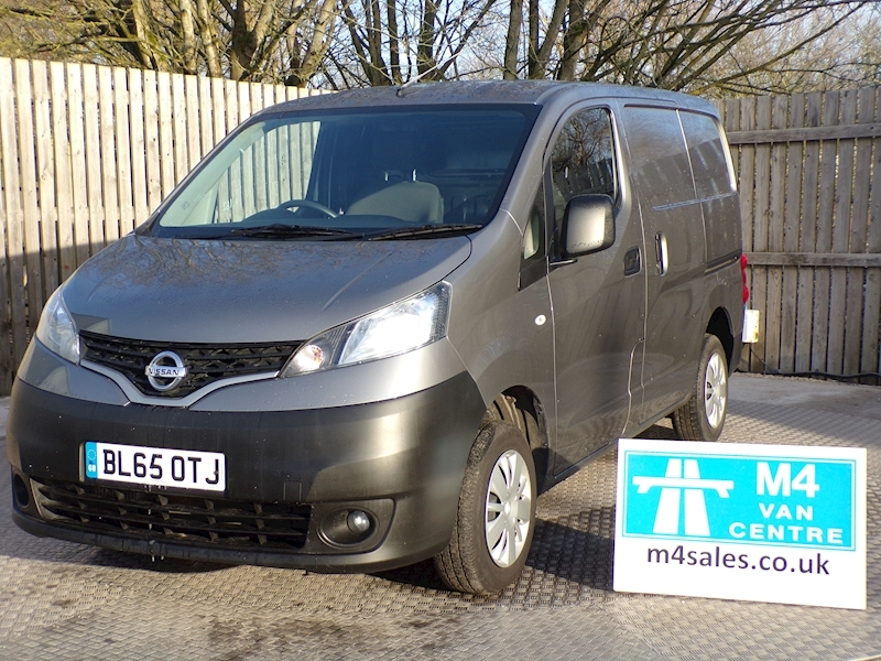 Nv200 Acenta DCI Car Derived Van 1.5 Manual Diesel