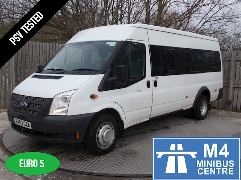 Ford Transit 17 Seat 135ps Image 1