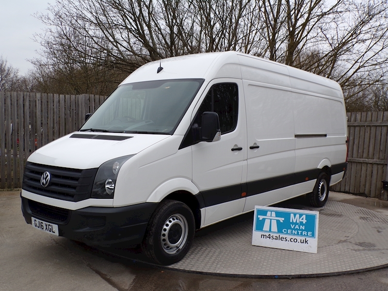 Volkswagen Crafter CR35 TDI LWB H/R Image 1