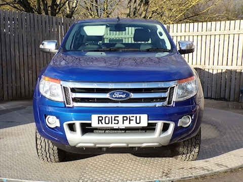 Ranger Limited 4X4 TDCI Pick-Up 2.2 Manual Diesel