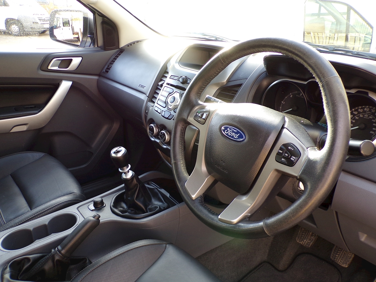 Ford Ranger LIMITED 4X4 TDCI