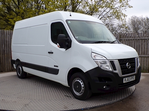 Nv400 Se DCI Panel Van 2.3 Manual Diesel