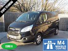 Ford Tourneo Custom 9 Seat Titanium 170ps - Thumb 0