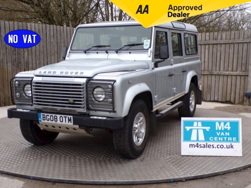 Land Rover Defender 110 XS LWB *NO VAT* AIR CON HEATED  SEATS Image 1