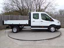 Ford Transit 350 Crew Cab 1 stop Tipper - Thumb 3