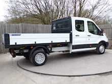 Ford Transit 350 Crew Cab 1 stop Tipper - Thumb 4