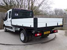 Ford Transit 350 Crew Cab 1 stop Tipper - Thumb 6
