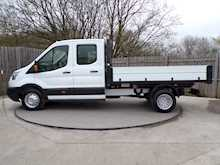 Ford Transit 350 Crew Cab 1 stop Tipper - Thumb 7