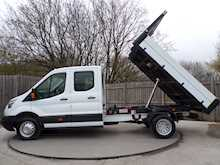 Ford Transit 350 Crew Cab 1 stop Tipper - Thumb 8