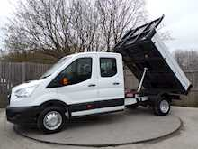 Ford Transit 350 Crew Cab 1 stop Tipper - Thumb 9