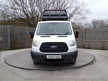 Ford Transit 350 Crew Cab 1 stop Tipper - Thumb 10