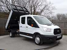 Ford Transit 350 Crew Cab 1 stop Tipper - Thumb 11