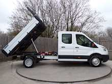 Ford Transit 350 Crew Cab 1 stop Tipper - Thumb 12