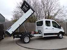 Ford Transit 350 Crew Cab 1 stop Tipper - Thumb 13