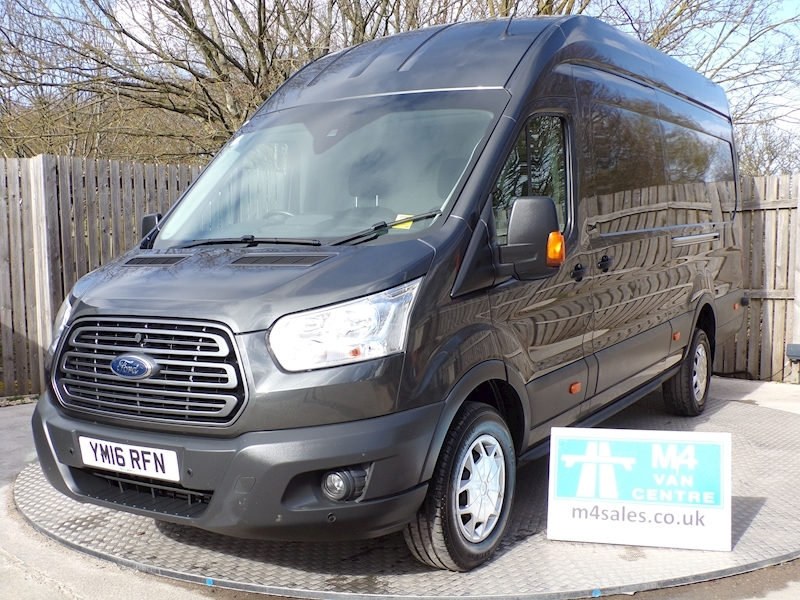 Ford Transit 350 Trend H/R LWB Jumbo 125ps Image 1