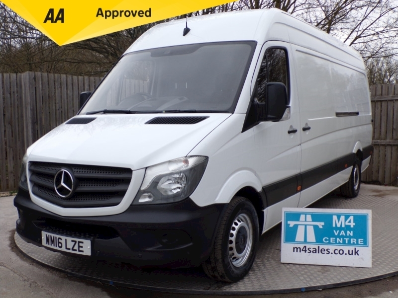Mercedes-Benz Sprinter 313 CDI Image 1