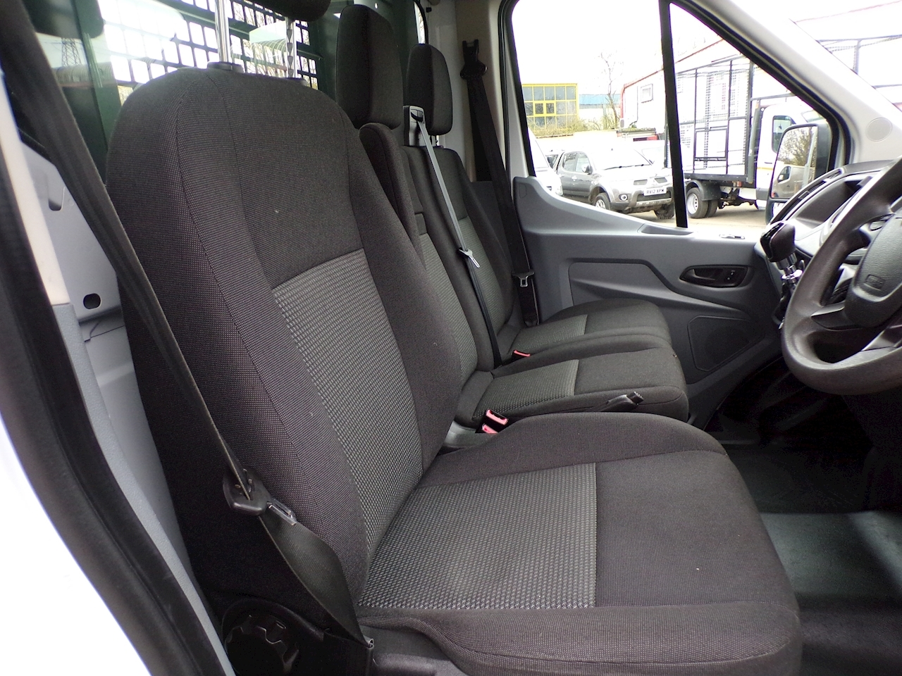 Ford Transit 350 1 Stop Tipper