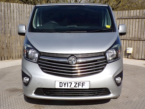 Vivaro 2900 Sportive CDTI Panel Van 1.6 Manual Diesel