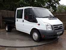 Ford Transit T350L D/C RWD TIPPER 100ps *NO VAT* - Thumb 3