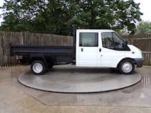 Ford Transit T350L D/C RWD TIPPER 100ps *NO VAT* - Thumb 4